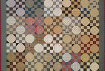 Two block quilts