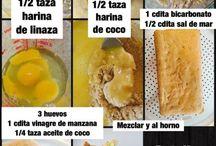 Recetas De Pan De Linazapanes