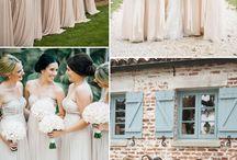 Bridesmaids dresses for Hana's wedding