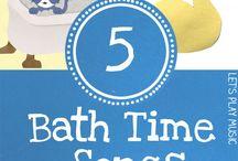 Kids: Bathtime