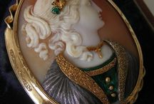 Cameo Art / by Andrea Williams