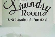 laundry room / by Cherie Hodges