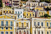 Simi island / Beautiful photos from Simi island in Dodecanese, Greece