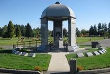 Jimi Hendrix Memorial Grave Renton WA