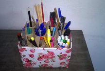 Pinturas e outros artesanatos 2 / Minhas artes