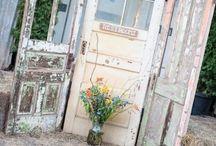 Backyard Wedding / by Nicole Sholomicky