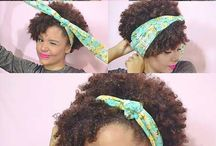 penteado cabelo afro
