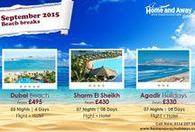 September Beach Breaks 2015