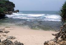 NGOBARAN BEACH, YOGYAKARTA, INDONESIA