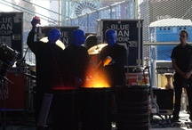 2012: Blue Man Group na ArtRio