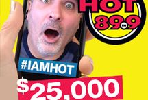 $25K SELFIE / by The New Hot 89.9