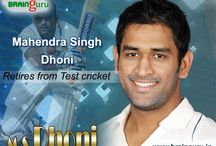 #Mahendra_Singh_Dhoni has retired from Test cricket