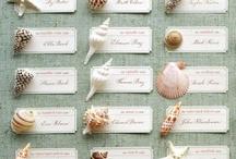 wedding sea theme