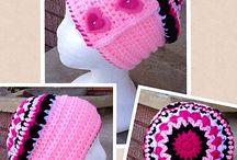 Crochet accesories