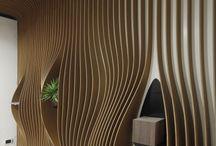Paneles y decoracion en madera
