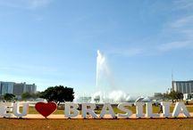 Eu Amo Brasília / Minha Cidade Algumas fotos por mim... Brasilia .....Lugares que já fui e que quero ainda ir aqui mesmo...