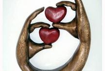 Skulpturer mm.