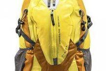 Classa DG020 Hiking Tas Ransel - Kuning