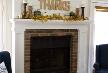 Mantels / by OurStoriedHome