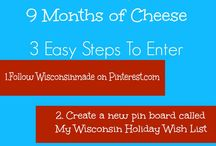 My Wisconsin Holiday Wish List / by Wisconsinmade