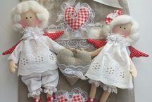 куколки ангелочки