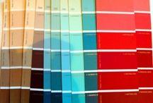 Art File / Color palettes / by Diane K. Ryan