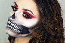 Halloween make up/costumes