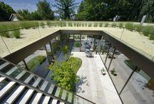 Idées Décoration Rooftop / Trouver des idées et des inspirations pour décorer et aménager un rooftop (toit terrasse)