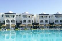 Hôtel Vincci Taj Sultan***** / Hôtel situé à Hammamet (Tunisie)