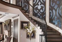 Entry way ideas- foyer / Foyer