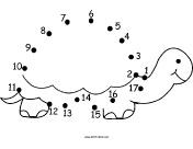 Рисование по точкам (connect the dots)