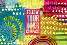 inner compas