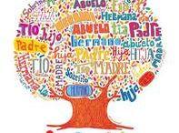 vocabulario lengua castellana / by Isabel