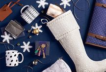 Stocking Stuffers under $25 / Find thoughtful stocking stuffers for everyone on your list with these perfect gifts at perfect prices. Treat them to cozy pajamas and lovely lotions, spread joy with wine tools and drink mixes, and make their day with clutches and stylish notepads. / by Joss & Main