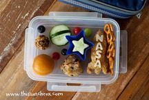 Fun Lunches / by Jessica Weddle