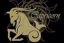 CAPRICORN I R! / Zodiac Sign Capricorn