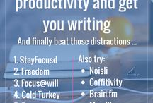 Writing Tips - Productivity Techniques for Writers