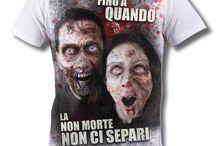 Z-SHIRT / La T-shirt con la tua faccia da zombie