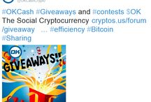 OKCash - Giveaways Cryptocurrency