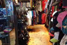 Walk on Water, Saundersfoot / Clothing/Active Shop on the Strand, Saundersfoot