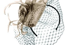 Look Fancy for all occasions in these beautiful Fascinators / What can we say...but that they are fascinating and taking over the fashion scene!