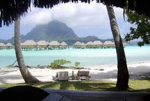 Overwater Bungalows / by Visual Itineraries