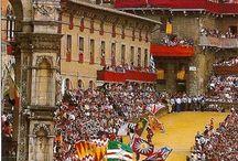 Tuscan festivals & sagre