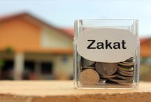 Zakat In Islam / Zakat is the charity that is given in a specific percentage amount from one's extra wealth. This specific amount can be given to the needy and poor.