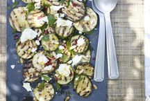 fit barbecues / Recipe ideas for healthying up your al fresco eats! Remember, less is more. Enjoy one type of lean meat or fish, half a plate of delicious salad (see our fit salads board) and a fist-size portion of carbs. No need for 87 types of side dish ;-)