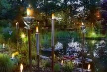 Dans le jardin / Déco design pour le jardin outdoor