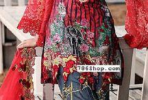 Mahiymaan / Mahiymaan Lawn clothing and suits have great designs. Buy Mahiymaan Pakistani dresses online.