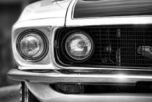 Muscle  Cars / Good old muscle cars