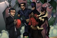 Detective Comics comics / by Mauricio Valderrama