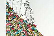 Dessins - Crayonnés / Dessins et Crayonnés
